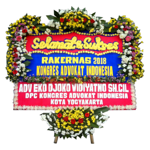 Bunga Papan Selamat Sukses (SK008)