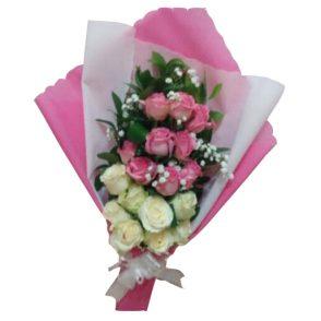Bunga Tangan/Hand Bucket (BT 007)