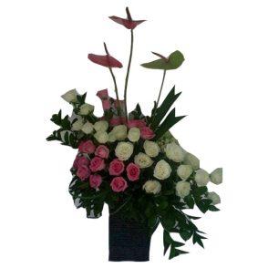 Bunga Meja/Bucket (BM 005)