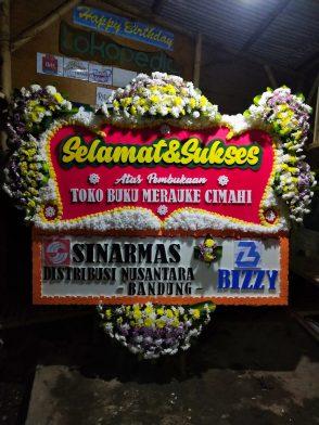 Papan Bunga Ucapan Selamat SK 009